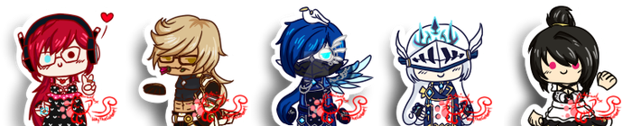 Elsword Cheebs by KittyTheColonel