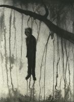 The Hanging Man (Print) by EldritchJames