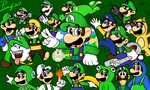 Year Of Luigi 2013 by PoisonLuigi