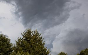 Wolken-Tornado by mofotoo