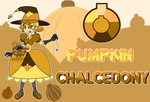 (Adopt) Pumpkin Chalcedony (SOLD) by GoopyCat
