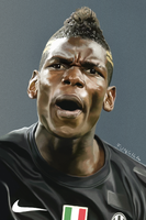 Paul Pogba by fungila