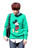 Cho Kyuhyun render by KyleSESS