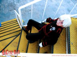 DGM: Excorsist by shien7aries