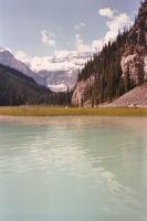 another lake louise by galad