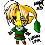 pikmin link by BettyKwong