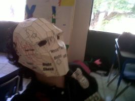 army of two mask IT FITS by danielix-95