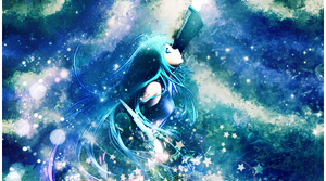 Vocaloid - Miku Hatsune by crystalcleargfx