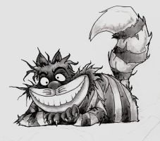 AIW Cheshire Cat by christoperpatrick