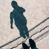 Day 713 [6-2-15]: Shadow Disconnect by BuuckPhotography