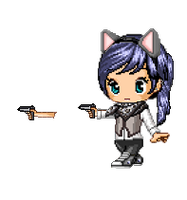 F.2.U Fantage Gun - Please Credit! by DoodleSoul