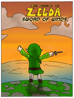 Swords of Winds -Cover -Colour by Frey-ofthe-Arcane