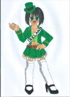 Miss Ireland by animequeen20012003