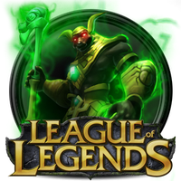 LeagueofLegends Icon Nasus by madrapper