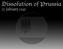 Dissolution of Prussiaball by princessofvernon