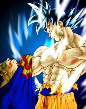 Swf to Video Conversion - Page 5 Goku_vs__Superman_by_SouthernDesigner