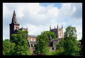 Dunfermline Abbey by SCM
