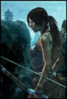 Tomb Raider - Yamatai by ReD8ull