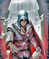 Ezio Auditore Di Firenze by Alentrish