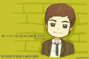 The Perks of Being a Wallflower Charlie by jinsuke04