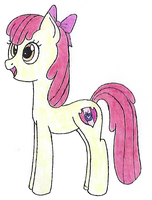 Adult Applebloom by zsocreed