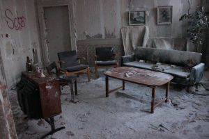 Living Room by -silverwing-