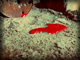 Red stain.. by shaaaadow