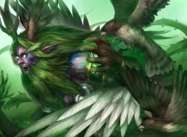 Malfurion by naturaljuice