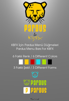 Pardus Menu Bars by h2okerim