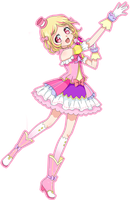 PriPara: Minami New Cyclume Coord by MasterHands