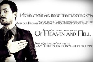 Brandon Flowers by MissDrakkainen