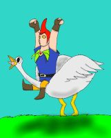 Challenge 2: Groose the Goose by ShadowCatGamer