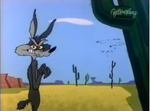 Wile E Coyote's creepy smile by Bjnix248