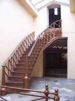 Iron Staircase by mermaid786