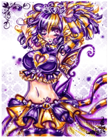 Magical Queen Bee Yumi by tagl
