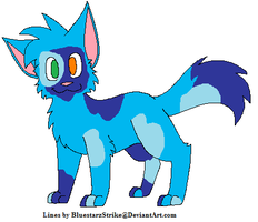 Design Trade/Draw to Adopt? CLOSED by BluestarzStrike
