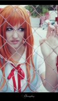 Asuka Cosplay II by YagamiSayu