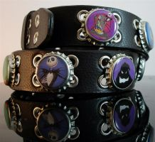 Nightmare before xmas belt by creativerampage