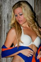 Orange and Blue 2 by 904PhotoPhactory