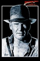 Indiana Jones by Hal-2012