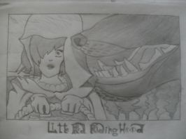 Litle Red Riding Hood by red0003