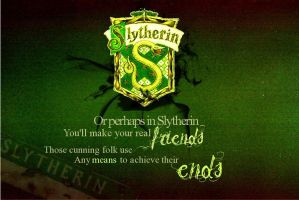 Slytherin's Slyness by Leafbreeze7