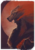 Lone Wolf by yuhime