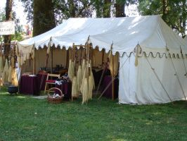 Broom Tent by somechick73
