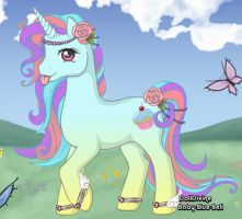 Pony Adoptable ~ 17 by BiahAdopts