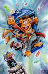 4th Muppet Who by JAMES-POWELL