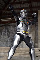 Gavan is Awesome by nikocruz