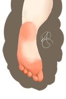 Foot by Riquis101