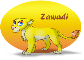 Zawadi ~ Trade with Adoptz-For-You by RIOPerla
