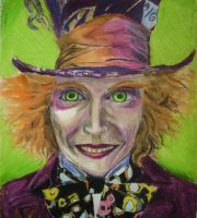 the Mad Hatter by lowes4dljn